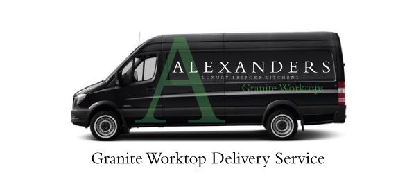 Granite Worktops Warrington - Alexanders Kitchens Warrington - Granite Supplier Warrington