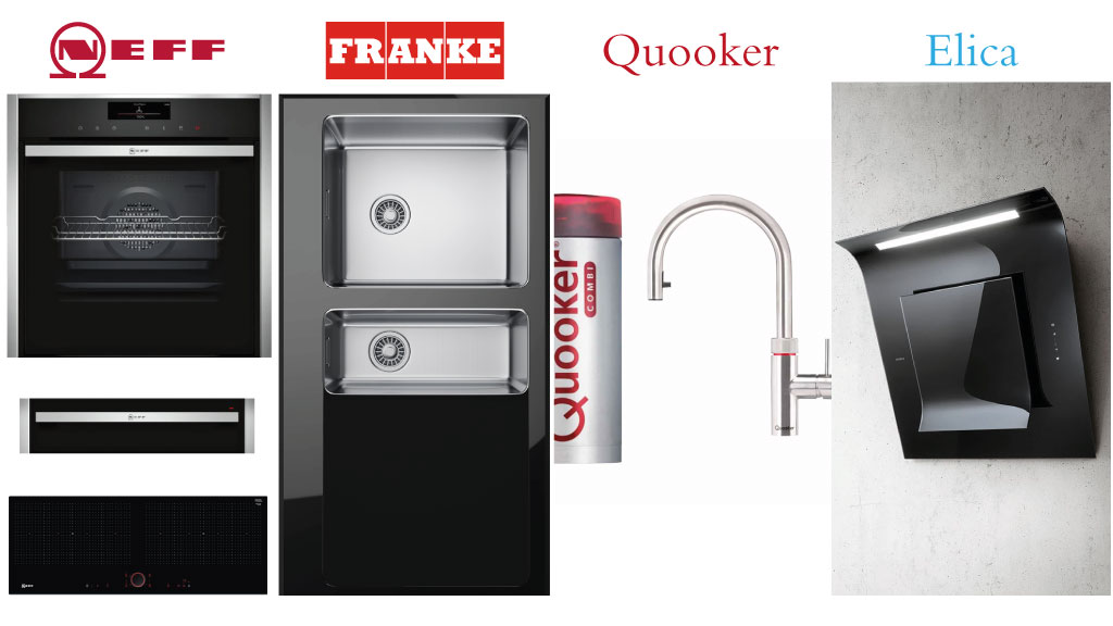 Kitchen Showroom Warrington - Warrington-Kitchen-Appliances-Supplier-Alexanders-Kitchens neff-franke-quooker-elica