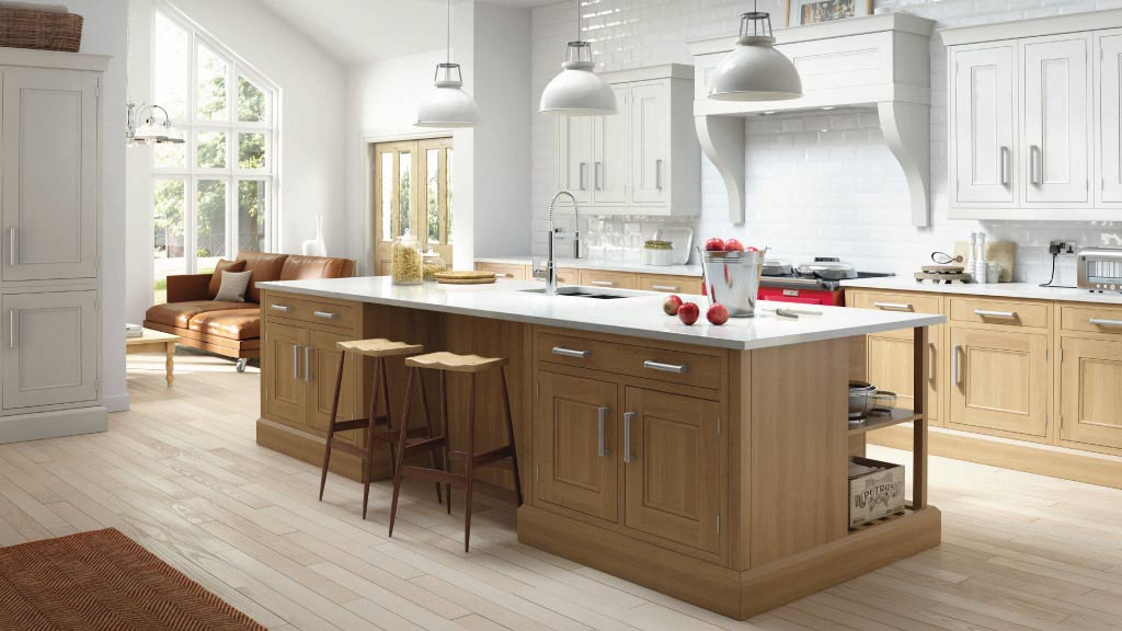 Kitchens-Warrington-Kitchen-Design-Warrington-Painted-In-Frame-Kitchens-Warrington-Quartz