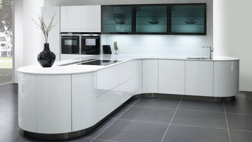 Handleless Kitchens Warrington - Alexanders Modern Kitchens Warrington