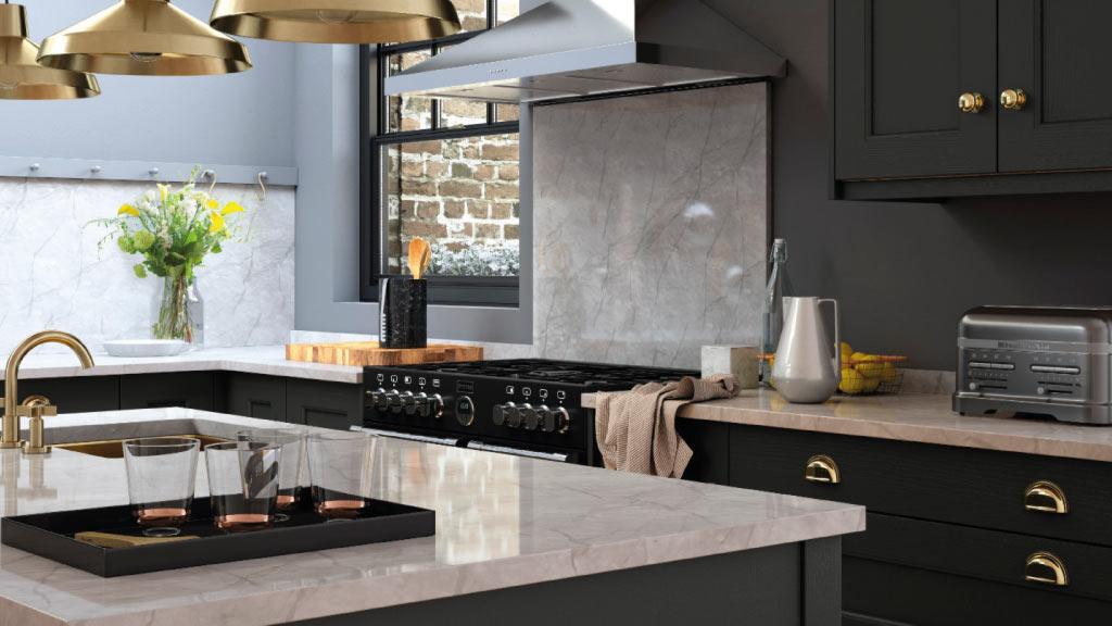 Shaker Kitchens Warrington - Alexanders Painted Shaker Kitchen Warrington