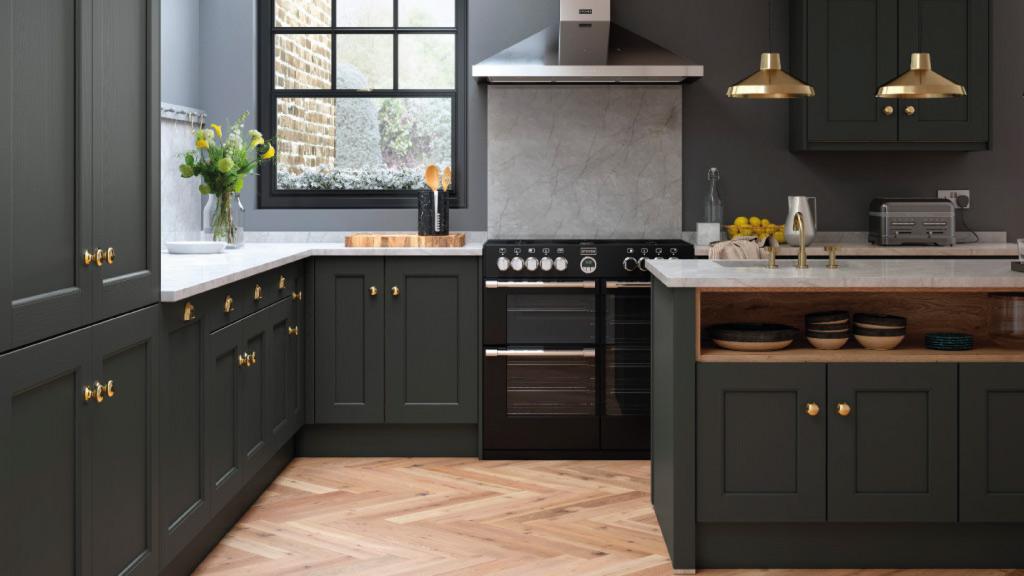 Shaker Kitchens Warrington - Alexanders Painted Shaker Kitchens Warrington