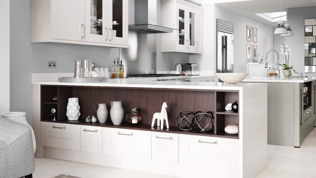 Shaker Kitchens Warrington - Alexanders Solid Wood Shaker Kitchens Warrington