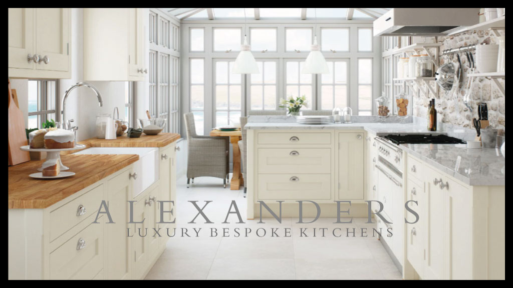 In Frame Bespoke Kitchens Stockton Heath - Alexanders Kitchens Stockton Heath