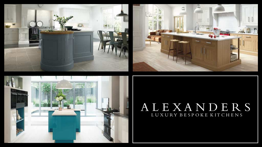 Kitchens Llanrwst - Alexanders Kitchens Llanrwst - Gloss Kitchens - Painted Kitchens- In frame Kitchens Llanrwst