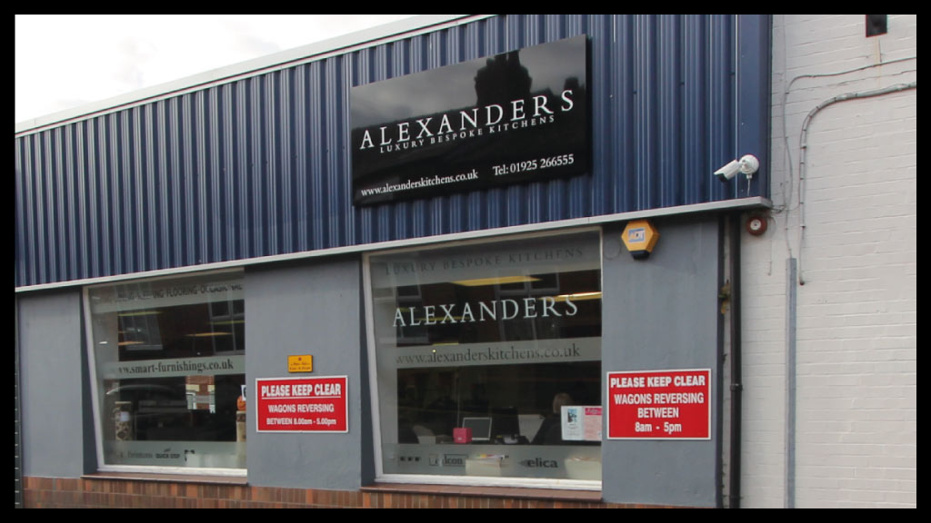 Kitchens Stockton Heath - Kitchen Showroom Stockton Heath - Alexanders Kitchens