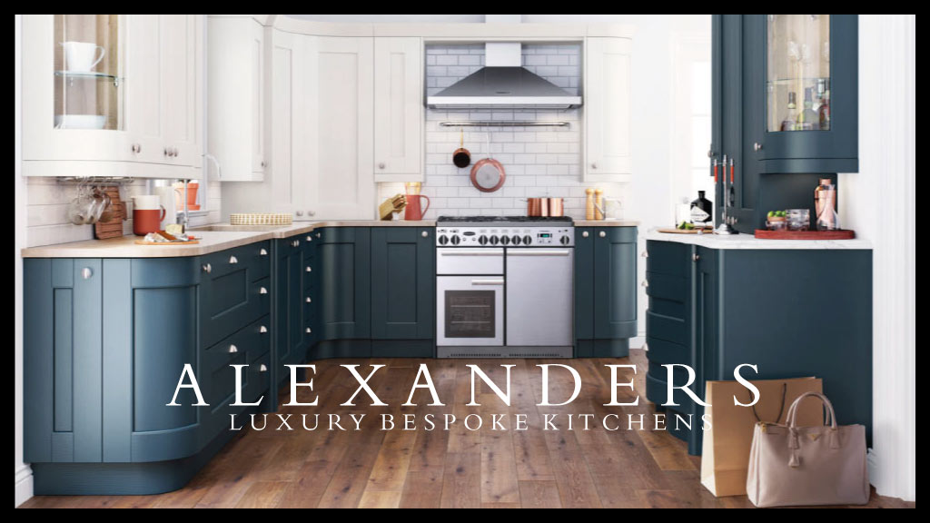 Painted Kitchens Stockton Heath - Alexanders Kitchens Stockton Heath