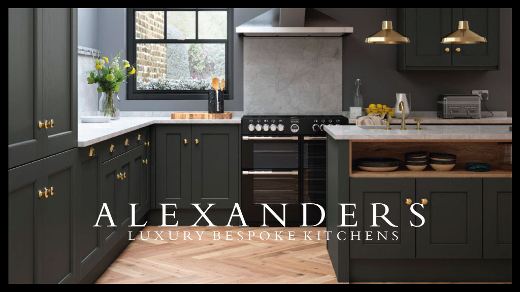 Shaker Kitchens Stockton Heath - Alexanders Kitchens Stockton Heath